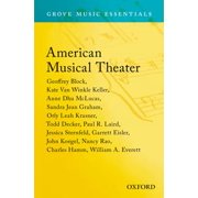 American Musical Theater: Grove Music Essentials - eBook