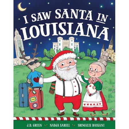 I Saw Santa in Louisiana - When Is Halloween In Louisiana