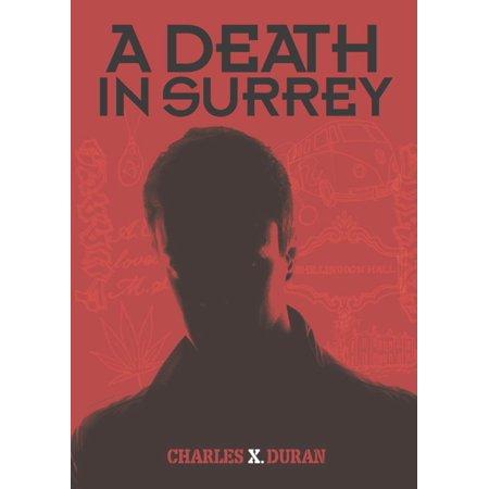 Surrey Shape (A Death in Surrey - eBook)