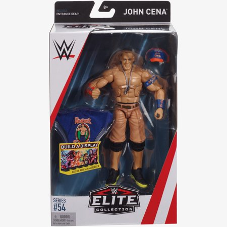 John Cena Wwe Mattel Elite Series 54 Action Figure