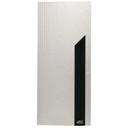 36 Hinged Enclosure Cover - OpenHouse HD-36 36 Hinged Enclosure Cover