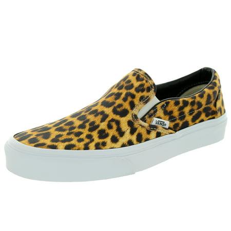4e274556c4 Vans - Vans Unisex Classic Slip-On (Digi Leopard) Skate Shoe ...