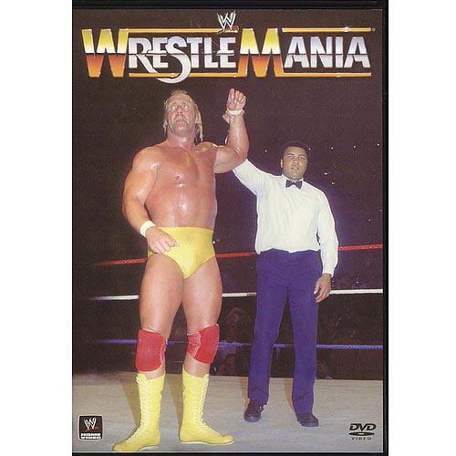 Warner Brothers Wrestlemania 1 Dvd Std Ff