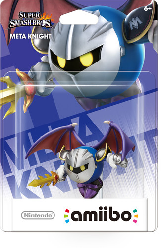 Meta Knight, Kirby Series, Nintendo amiibo, NVLCALAB by Nintendo