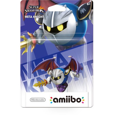 Meta Knight, Kirby Series, Nintendo amiibo, NVLCALAB