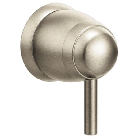 Arris Volume Control Valve, Brushed Nickel