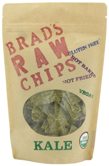 Brad's Raw Chips, Kale, 3 Ounce by Brad's Raw