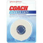 Johnson & Johnson Coach Sports Tape
