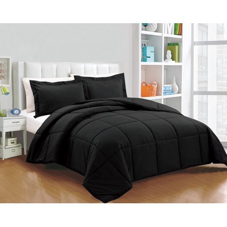 Down Alternative Comforter Sets (Chezmoi Collection 3-Piece All-Season Down Alternative Comforter Set )