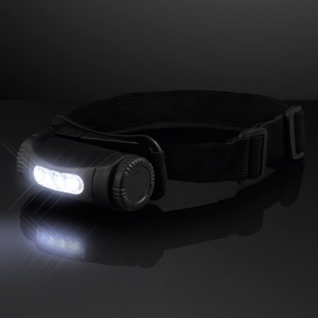 FlashingBlinkyLights Wearable LED Head Light, Hands Free - Led Wearables