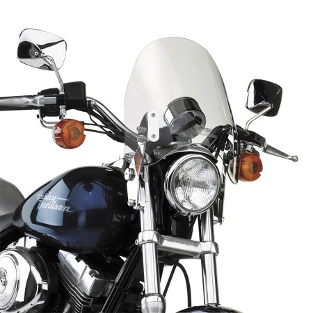 National Cycle N21901 SwitchBlade Deflector Windshield - -