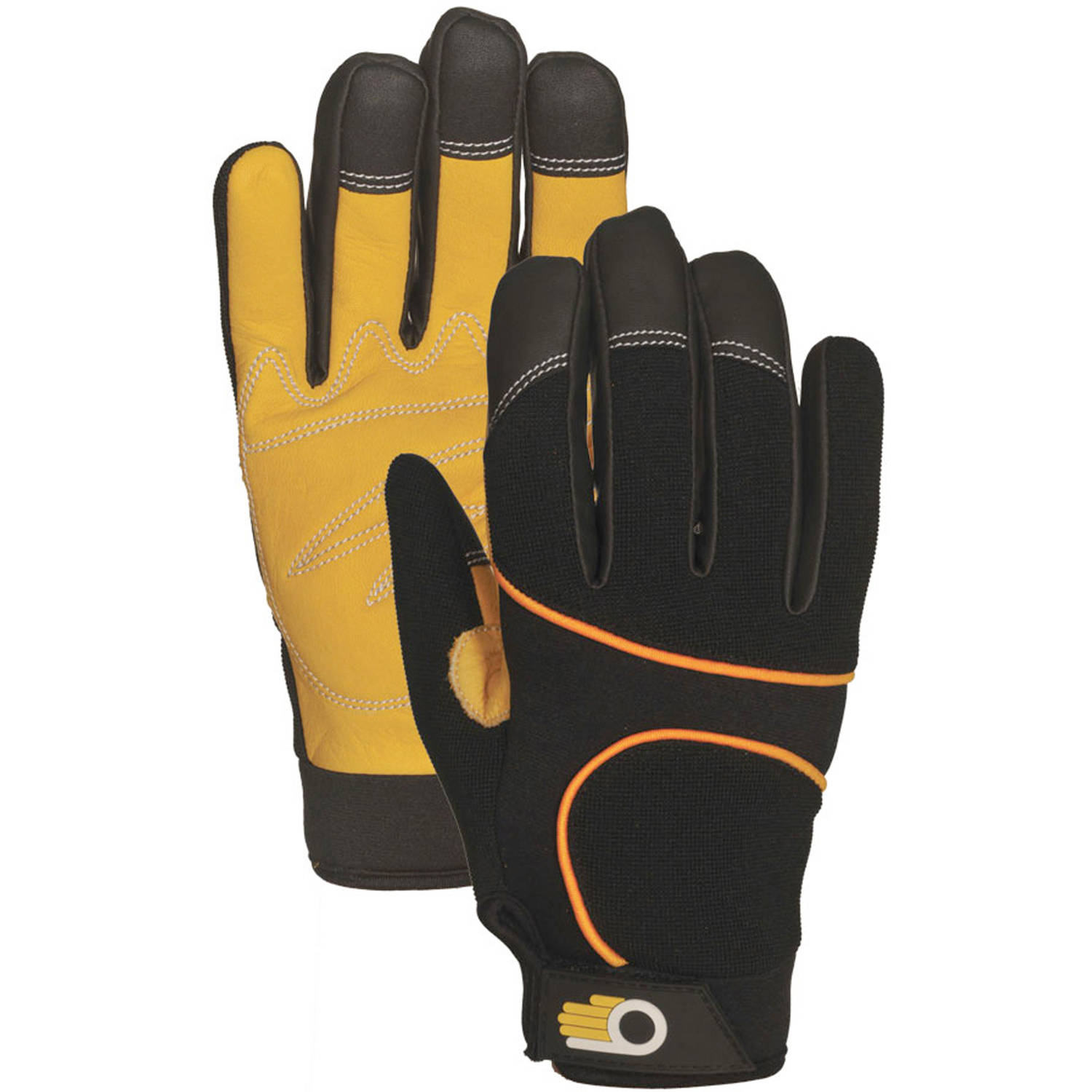 Bellingham Glove C7780M Medium Performance Cowhide Palm Glove