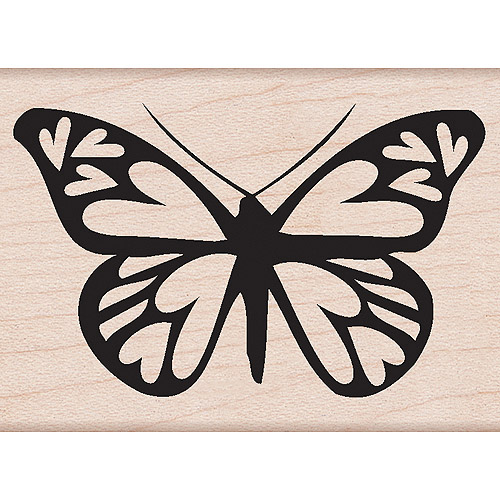 "Hero Arts Mounted Rubber Stamps 4"" x 1"""