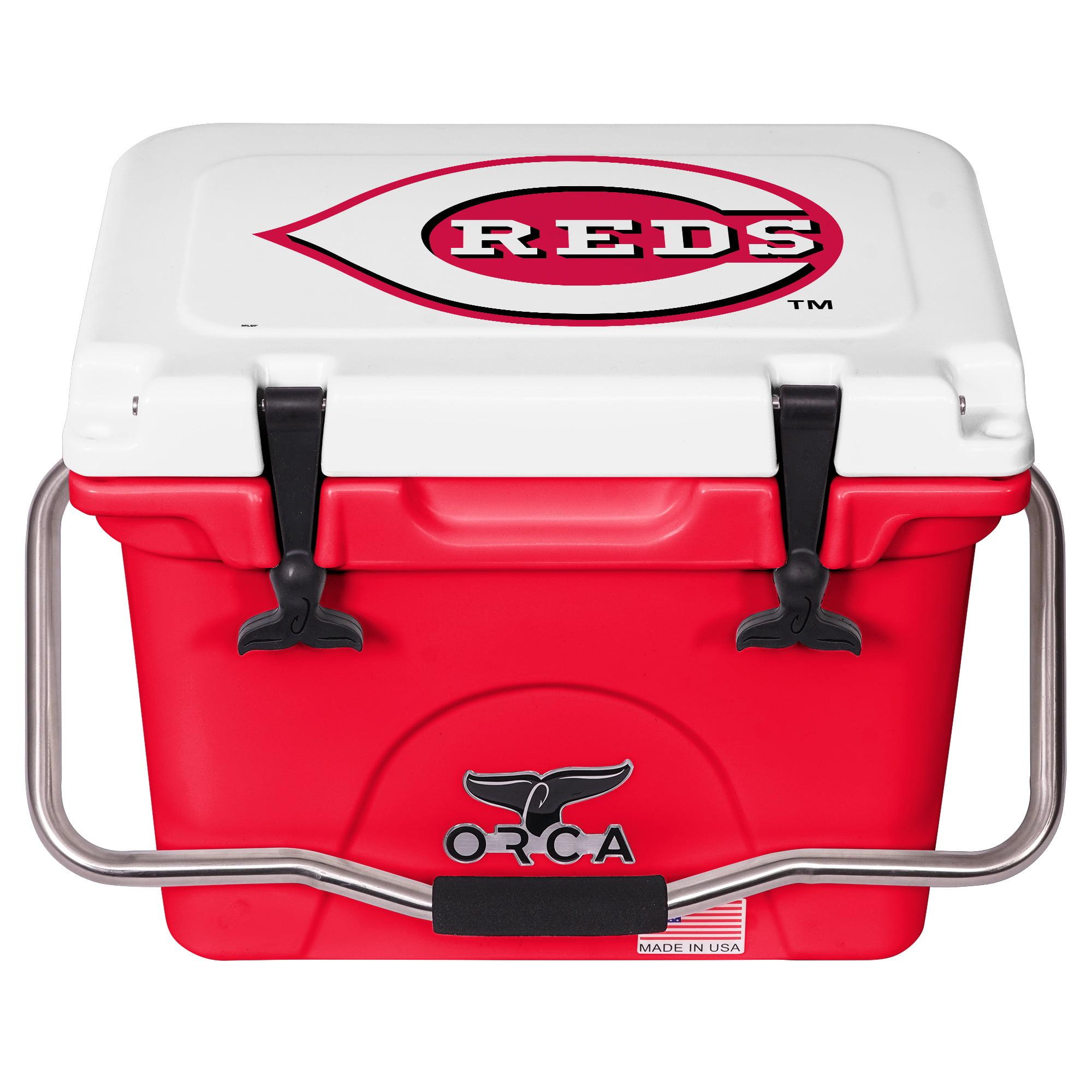 Cincinnati Reds ORCA 20-Quart Hard-Sided Cooler - No Size
