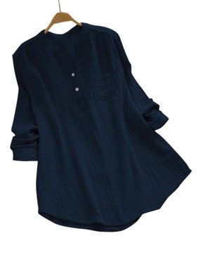 de35d502d92 Womens Blouses & Shirts - Walmart.com