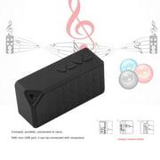 Hot Sale 1pc Mini Speaker X3 Speaker Portable Style Speakers TF USB FM Mic Handfree Wireless