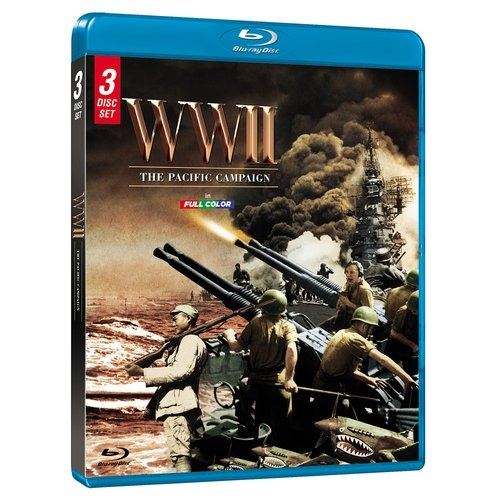 WWII: The Pacific Campaign (Blu-ray) (Anamorphic Widescreen)