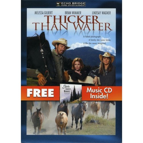 Thicker Than Water (With CD) (Widescreen)