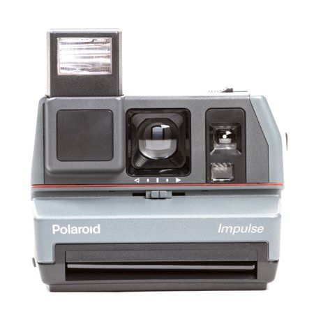 Polaroid 600 Impulse Camera with Autofocus (Refurbished) - Walmart.com 9f8eaabb913f