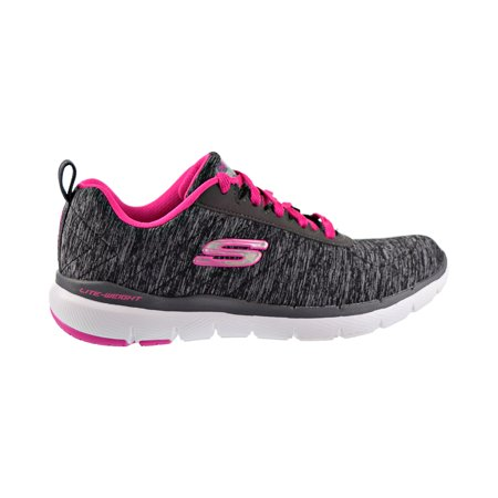 Skechers Skechers Flex Appeal 3.0 Womens Shoes BlackHot