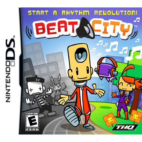 Beat City (DS) - Pre-Owned