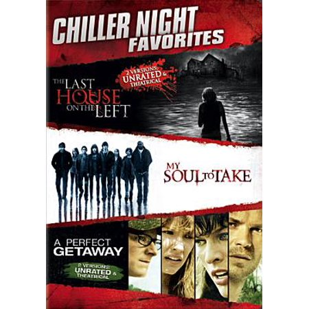 Chiller Night Favorites (DVD) - Bone Chillers Dvd