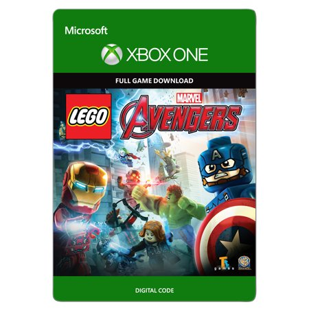 Xbox One Lego Marvel Super Heroes Email Delivery Walmart Com