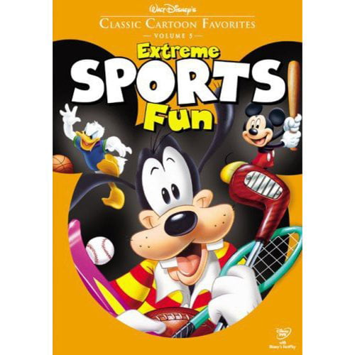 Classic Cartoon Favorites, Vol. 5 Extreme Sports Fun by