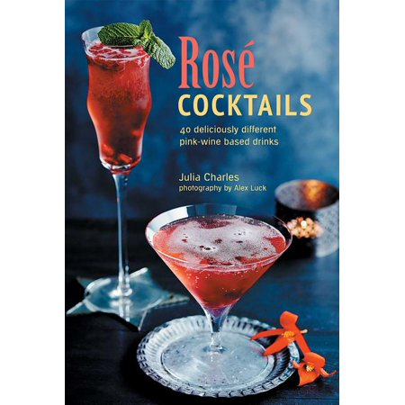 Rosé Cocktails : 40 deliciously different pink-wine based drinks The go-to choice for easy warm-weather drinking and delicious enjoyed on its own, here ros wine also makes the perfect ingredient in 40 refreshingly different summer cocktails. The recent rise of ros as THE summer drink started with the arrival of fros (a cheeky concoction of fruity frozen ros blended with strawberry syrup and served slushie-style) but bartenders worldwide are now turning their attention to the pink stuff (in all its styles from dry and crisp to ripe and sweet) and using it as the base for more complex, sophisticated drinks. Some are subtly spiked with vodka, gin, whisky, or tequila, others are sweetened with sticky fruit-based liqueurs such as Cointreau and cassis, some are sharpened up with tangy citrus juices like pink grapefruit and lime, a few are underpinned with the herby note of rosemary- and basil-infused syrups or accented with delicate floral cordials, such as elderflower and lavender. Ros also works beautifully in a fruit-filled summer punch, served in large bowls or pitchers and packed with juicy orchard and berry fruits.Here you'll find recipes for all styles of recipe from short to long, flat to sparkling, tart to sweet, and fun to fancy. Choose an elegant sparkling aperitif such as a Pom Pom or a Blackberry Bellini; a sophisticated sipper like the Rosy Glow or Pink Gimlet; a long refresher like a minty Rojito or Spanish Copa de Frutas; or an tooth-tingling icy treat such as a Twisted Fros or Raspberry and Ros Caipirinha; or why not share the good news with friends and fill a bowl with Just Peachy Punch or serve up a pitcher of Bourbon and Blue Iced Tea.