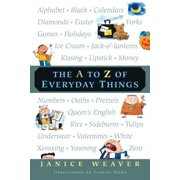 The A to Z of Everyday Things - eBook