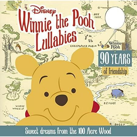 Winnie The Pooh Lullabies / Various - Winnie The Pooh Halloween Cd