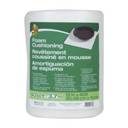 Duck Brand 12 in x 40 ft White Foam Cushioning for Fragile Items