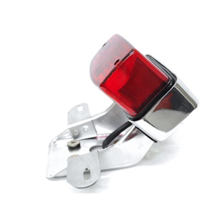 NEW Custom Taillight Brake Rear Tail Light Lamp For Harley Davidson Street Tour Road Glide Classic - image 3 of 5