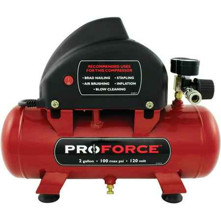ProForce VPF0000201 2 Gallon Mini Air Compressor