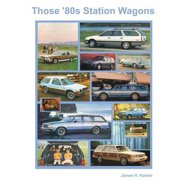 Those �80s Station Wagons Paperback