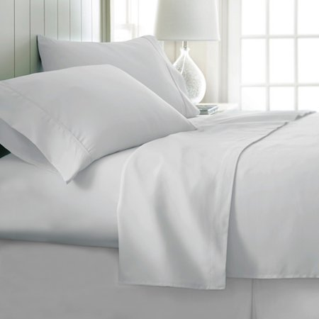 Rayon made from Bamboo Bed Sheets Set - Cal King, King, Queen, Full, Twin