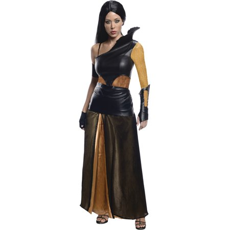 Adult's Womens 300 Rise Of An Empire Artemisia Fire Battle Dress Costume