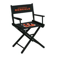 Cincinnati Bengals Table-Height Directors Chair - No Size