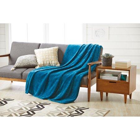Alabama Crimson Tide Plush Throw - Better Homes & Gardens Oversized Velvet Plush Throw Blanket, 50