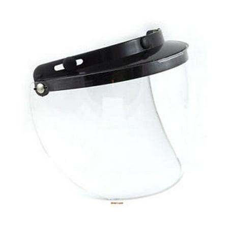 Echo 3 Snap Flip Shield Hard Coated Clear