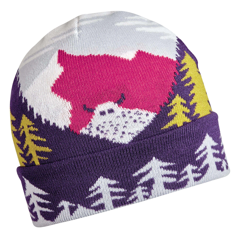 Turtle Fur Kids Snow Yo Yeti Lightweight Knit Beanie