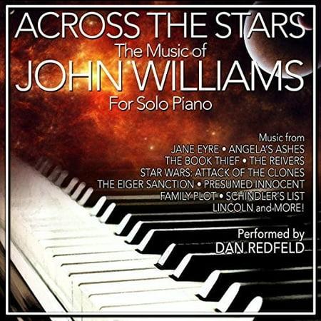 Across the Stars: The Film Music of John Williams for Solo Piano Soundtrack John Williams Accordion