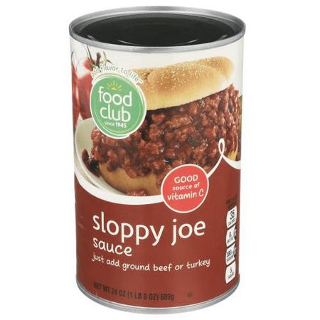 Sloppy Joe Sauce