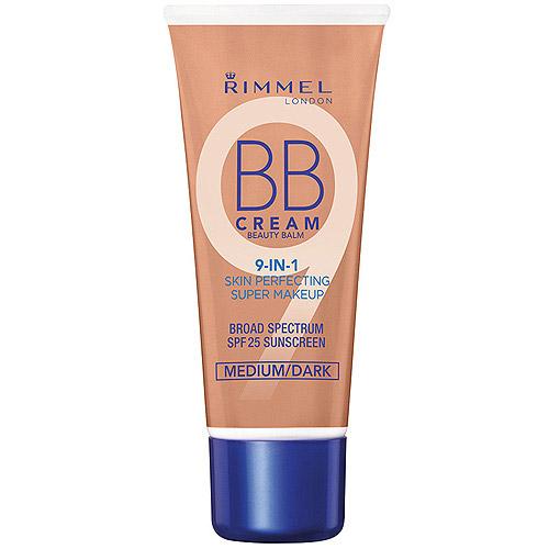 Rimmel BB Cream Beauty Balm, Medium/Dark