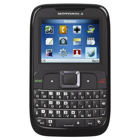 Motorola Motogo  Ex430 Unlocked Gsm Phone W  Full Qwerty Keyboard   Black
