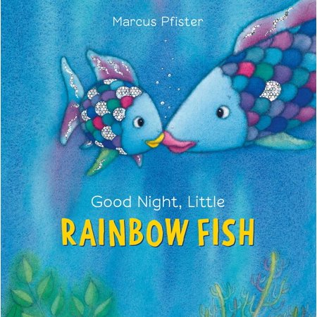 Good Night Little Rainbow Fish (Board - Rainbow Fishes
