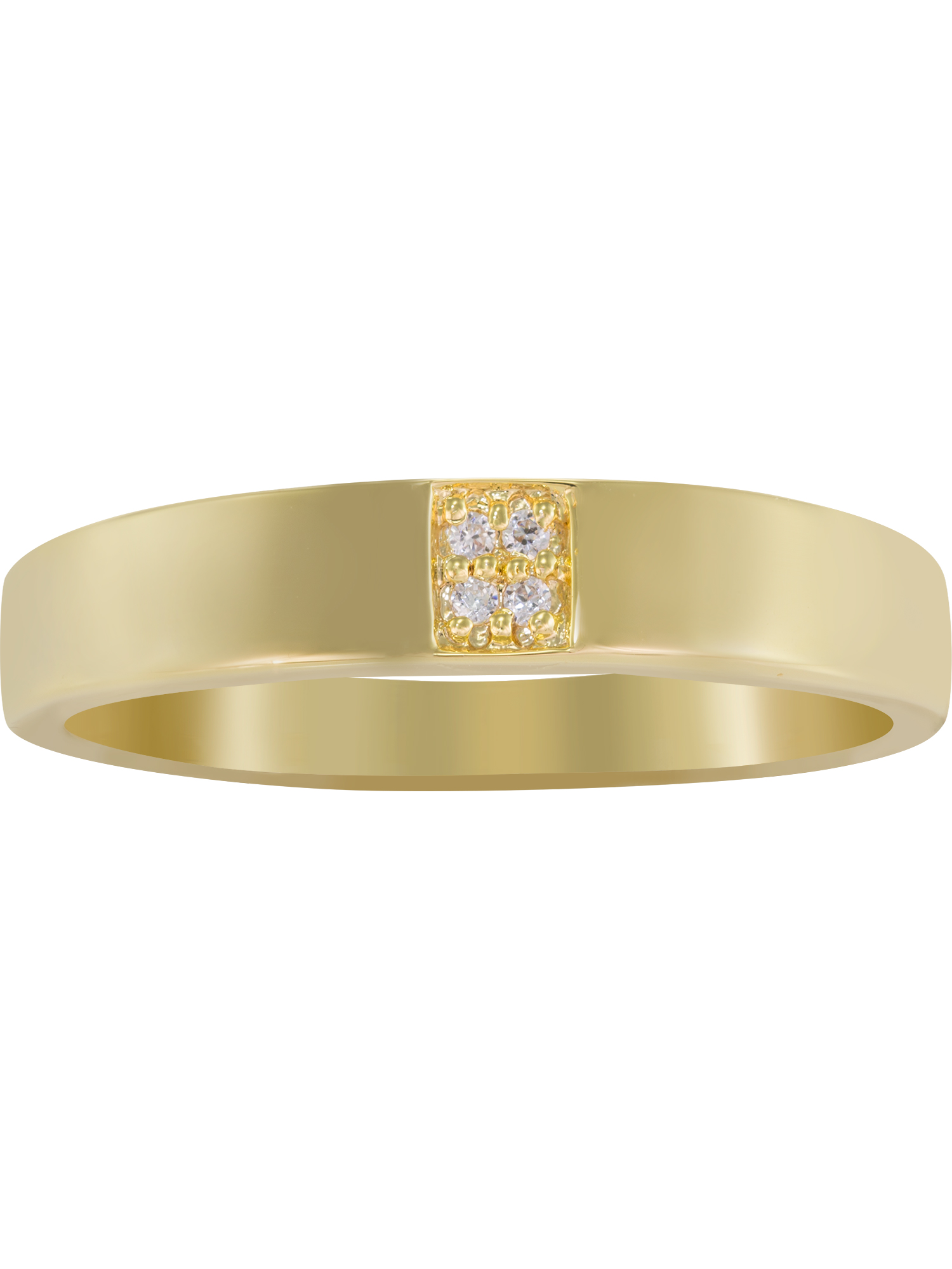 Keepsake Personalized Family JewelryWomen's Heart Match Band available in Sterling Silver, Gold and White Gold
