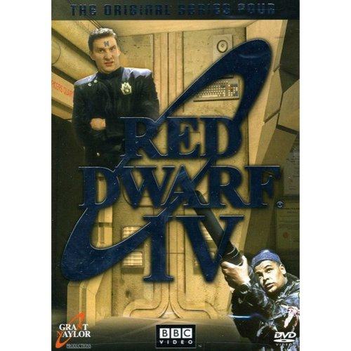 Red Dwarf: The Original Series Four (Full Frame)