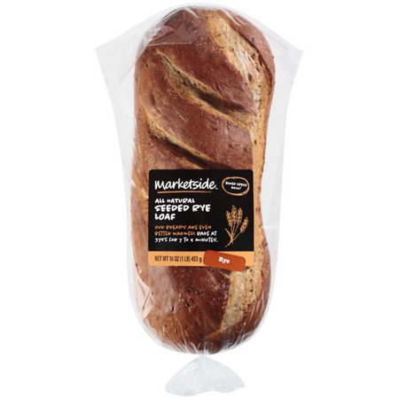 Marketside Seeded Rye Loaf Bread, 16 oz
