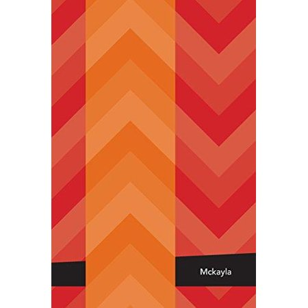 Etchbooks Mckayla  Chevron  Wide Rule